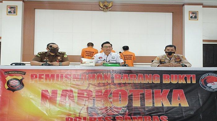 Kasat: Penangkapan TR Akan di Lakukan Pengembangan Kasus