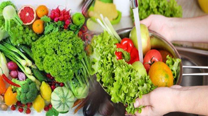 SAYUR dan Buah adalah Jenis Makanan yang Banyak Mengandung ?