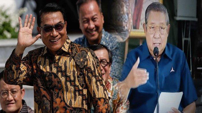 SBY Ungkap Kesalahannya dengan Rasa Malu, Singgung Moeldoko Bersekongkol