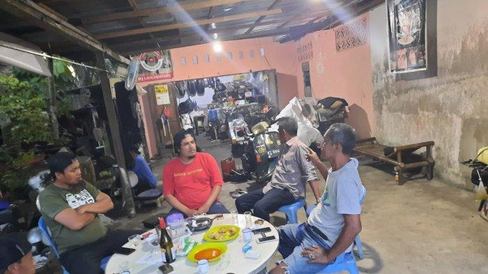 Scooterist Bogor Terkesan saat Mampir ke Markas FRKP West Borneo Vespa Lovers