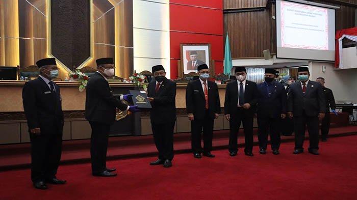 Pimpinan DPRD Puji Raihan Predikat WTP Pemprov Kalbar