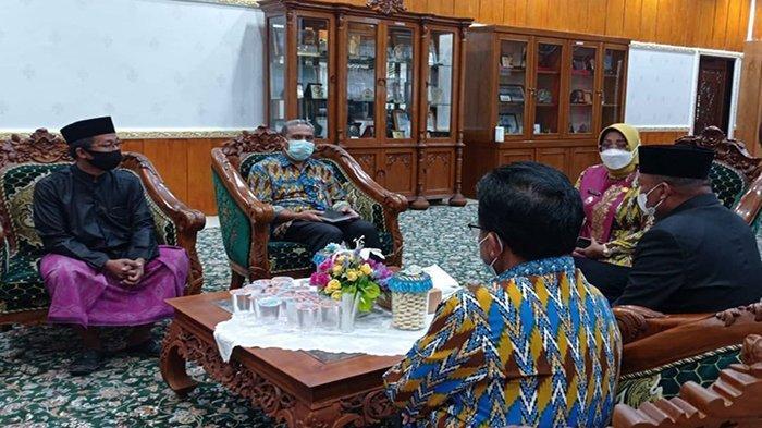 Forum Pondok Pesantren Mempawah Siap Dukung Program Pemerintah Atasi Pandemi Covid-19