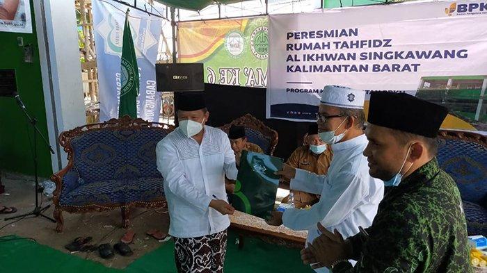 BPKH RI Resmikan Kelas Baru Pesantren Nurul Jadid dan Gedung Baru Rumah Tahfidz Al-Ikhwan Singkawang