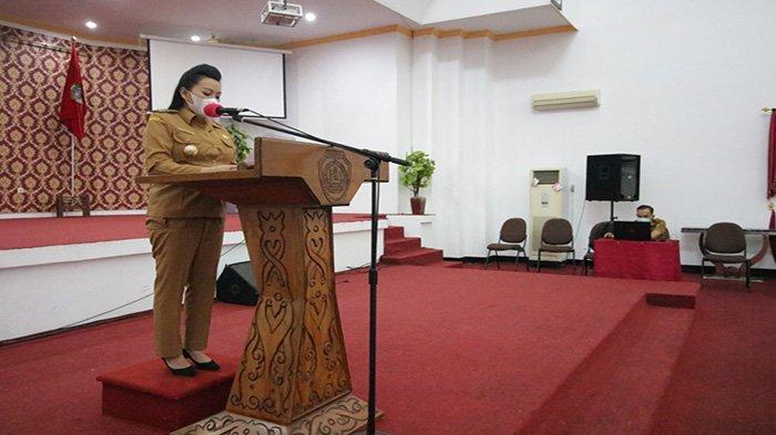 Bupati Karolin Buka Musrenbang RKPD Kabupaten Landak