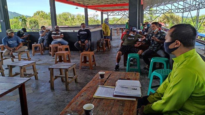 Disperindagkop dan UKM Kayong Utara Harap Pedagang Sukarela Relokasi ke Pasar Rakyat
