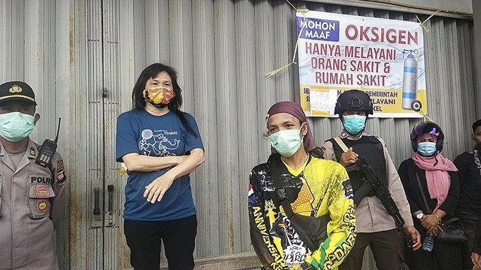 Ketegangan Antrean Oksigen di Pontianak, Perwakilan Perusahaan Minta Maaf Tak Mampu Penuhi Kebutuhan