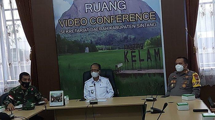 Tindaklanjuti Aspirasi IMM Kapuas Raya, Wakil Bupati Sintang Kumpulkan Satgas