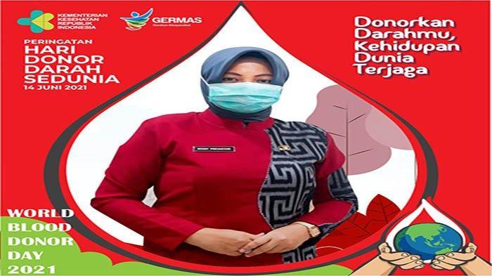 Bantu Penyandang Thalasemia, Penasehat Komdas Kalbar Ajak Masyarakat Tak Takut Donor Darah