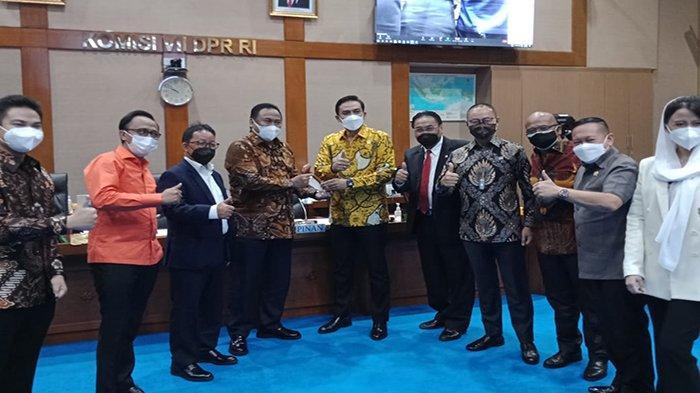 Maman Abdurahman Legislator Kalimantan Barat Dilantik Jadi Pimpinan Komisi VII DPR RI