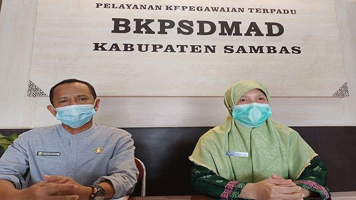 BKPSDMAD Sambas Sebut Pelamar CPNS 2021 Formasi Kesehatan dan Dokter Spesialis Minim Peminat