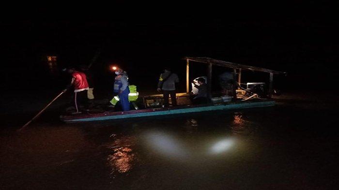 Jembatan Gantung Madong Raya Tak Laik, Polisi Sarankan Agar Ditutup Sementara Sampai Ada Perbaikan