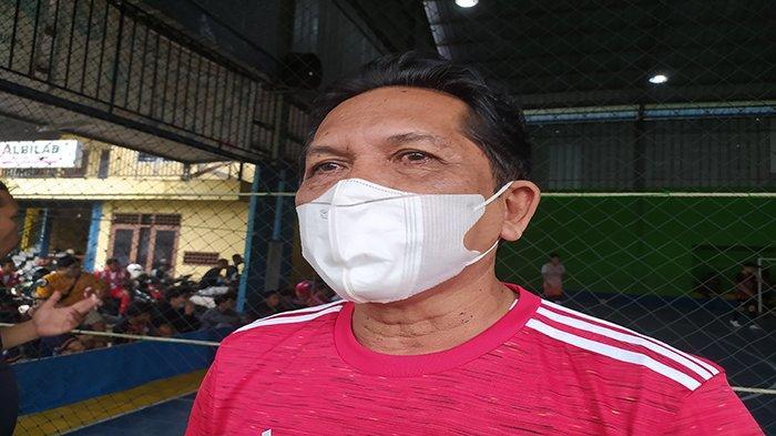 Mulyadi Harap Futsal Kalbar Torehkan Prestasi Terbaik pada Ajang PON Papua