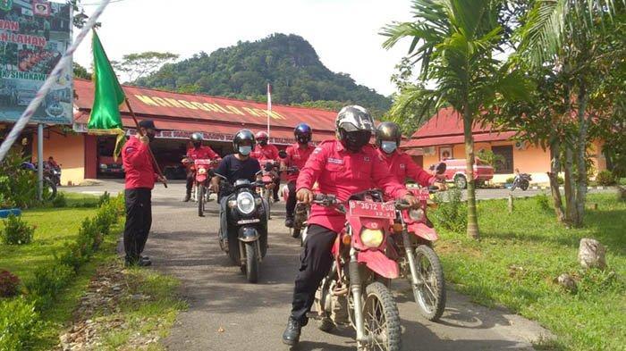 Manggala Agni Singkawang Mulai Patroli Karhutla Terpadu, Libatkan TNI, Polri dan Masyarakat