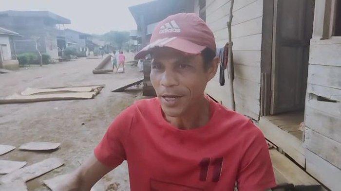 Warga Desa Lomba Karya Harap, Pemerintah Perhatikan Akses Jalan Penghubung Antar Desa