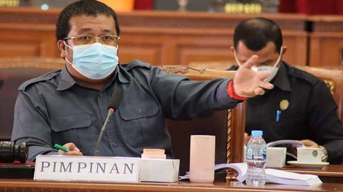 Bahas Raperda Pertanggungjawaban, Banggar DPRD Landak dan TAPD Gelar Rapat Gabungan