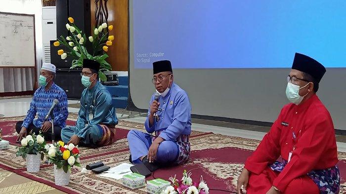 Persiapan Gelaran MTQ Tingkat Kabupaten, Kemenag Mempawah Imbau Pelaksanaan Prokes di Tempat Ibadah