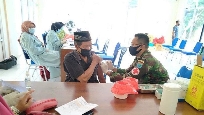 Jamiril : Vaksinasi Terhadap Lansia Turut Sasar Purnawirawan TNI