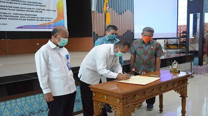 Pengembangan Pengawasan Partisipatif, Bawaslu Kubu Raya Bangun Pemahaman Masyarakat Soal Pemilu 2024