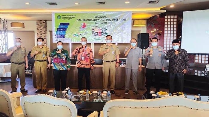 Ombudsman Apresiasi Disdikbud Kalbar Tanda Tangani Komitmen PPDB Tanpa Maladministrasi