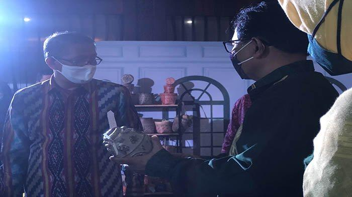 Gubernur Sutarmidji Dorong UMKM di Kalbar Terus Berkembang Ditengah Pandemi Covid-19