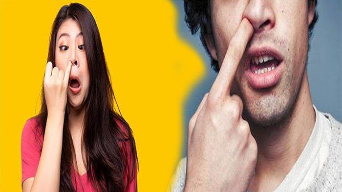 SEBABKAN 6 Gangguan Penyakit, Hentikan Kebiasaan Ngupil