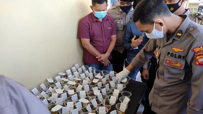 Personel Dites Urine Dadakan, Kapolres Sintang Tegaskan Tak Ragu Proses Anggota Terindikasi Narkoba
