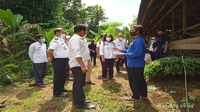 Kunker Koperasi di Kecamatan Seluas, Bupati Darwis: Kita Siap Kembangkan Peternakan Kambing