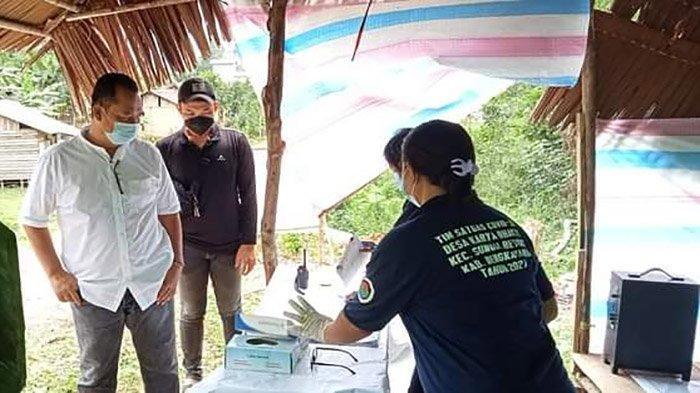 Penanganan Covid-19, Bupati Darwis Harap Kesadaran Masyarakat Ketat Terapkan Prokes 5M