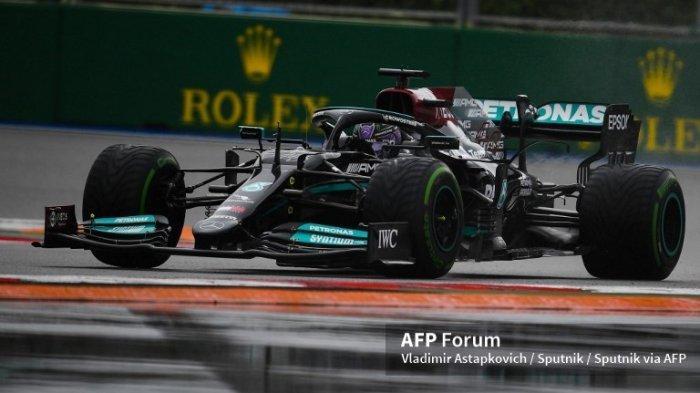 Sedang Belangsung Live Streaming Balap Formula 1 dan Link Hasil Race F1 GP Rusia 2021