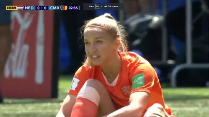 SEDANG BERLANGSUNG Belanda Vs Kamerun | LIVE Piala Dunia Wanita 2019, Belanda Turunkan Pemain Inti