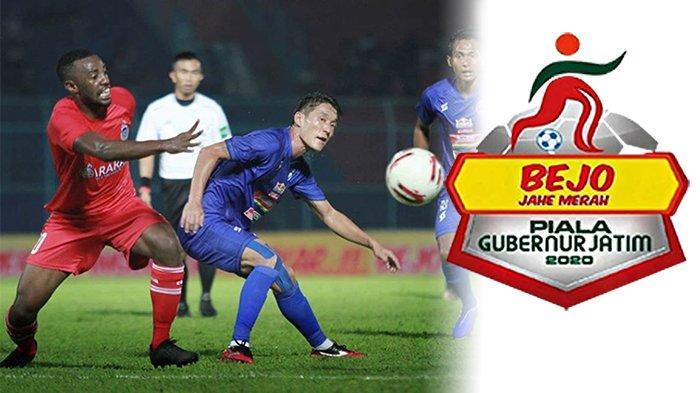 SEDANG Berlangsung Live MNCTV Live Streaming Arema Vs Sabah FA Piala Gubernur Jatim 2020