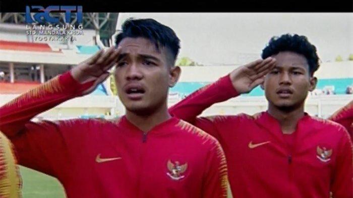 Sedang Berlangsung, LIVE RCTI Indonesia Vs Iran U19, Fakhri Husaini Pasang Bagus Kahfi