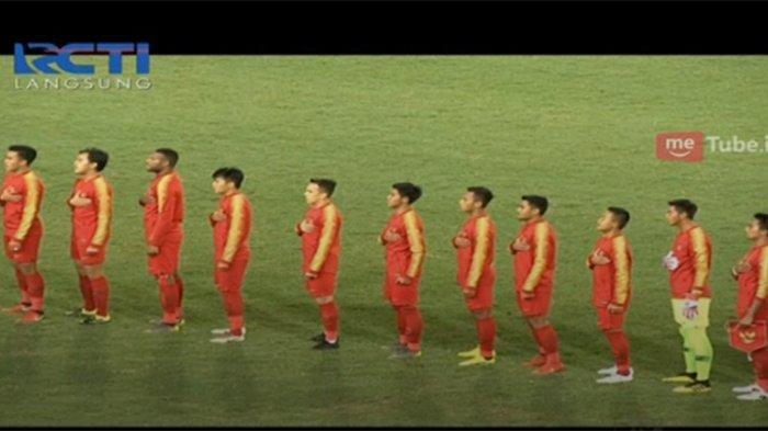 SEDANG BERLANGSUNG Live Streaming Vietnam Vs Indonesia di Piala Asia U-23 Live RCTI
