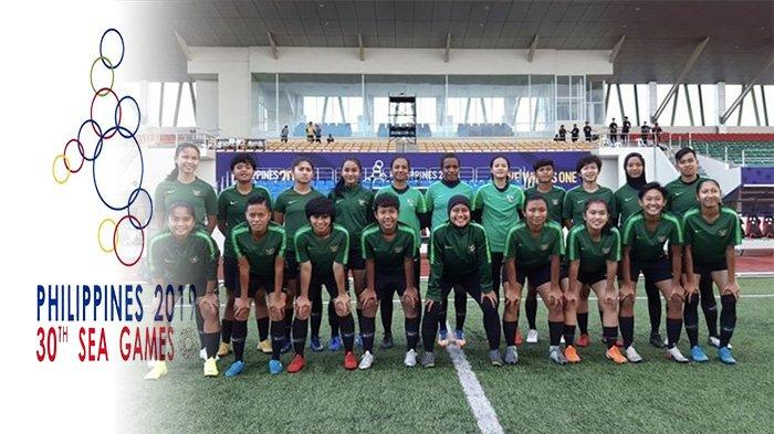 HASIL Indonesia Vs Vietnam SEA Games Sepakbola Putri, Lawan Juara AFF Women Timnas Putri Lumbung Gol