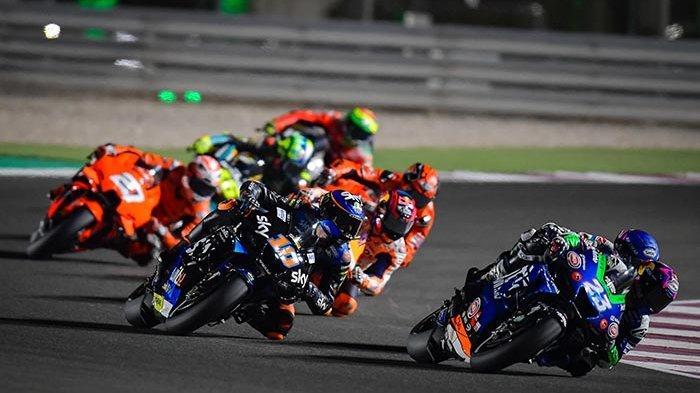 SEDANG LIVE Hasil Latihan Bebas MotoGP Portugal 2021 Hari Ini Jumat 16 April 2021, Debut Marquez