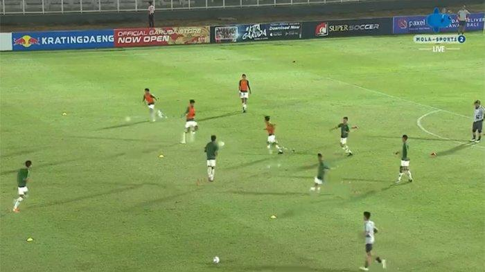 SEDANG LIVE, Live Streaming RCTI & Mola TV Indonesia Vs Filipina U16, Kualifikasi Piala Asia AFC U16