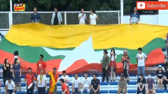 SEDANG LIVE Myanmar Vs Kamboja SEA Games Perebutan Medali Perunggu l Live Score Kamboja Vs Myanmar