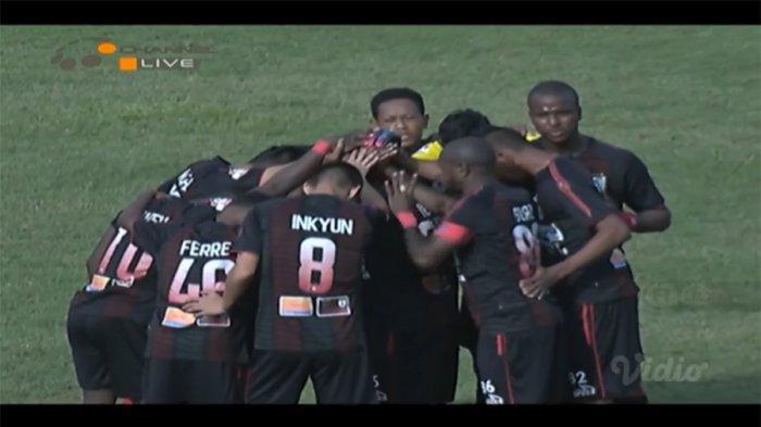 Sedang LIVE! Persipura Vs Madura United Liga 1 2019, Babak Pertama Sedang Berlangsung di Ochannel