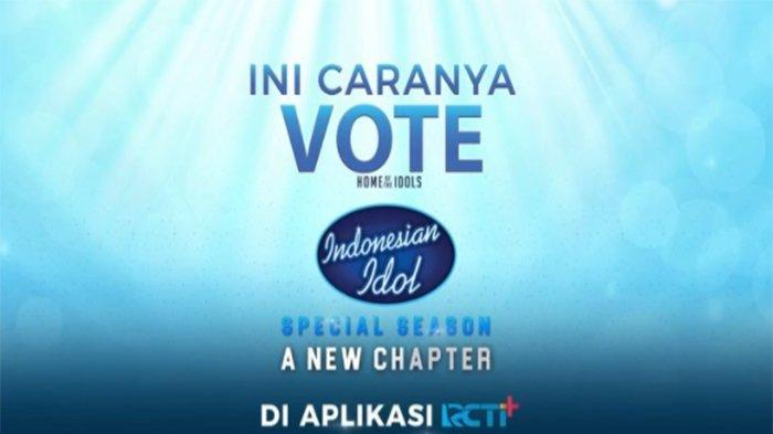 Cara Vote Indonesian Idol 2021 Lewat WhatsApp 08882248888 , Jangan Sampai Jagoan Kamu Tersingkir !