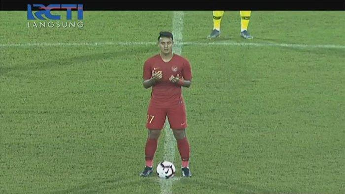SEDANG BERLANGSUNG Timnas U-22 Vs China U-22 CFA International Tournament 2019  Andalkan Skema 4-3-3