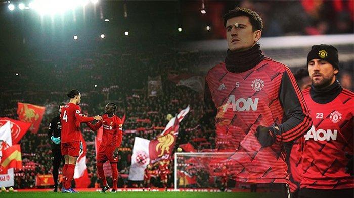 SEDANG Live Streaming Liverpool Vs Manchester United Live TVRI, Misi Beda Bebuyutan | Live Mola Tv
