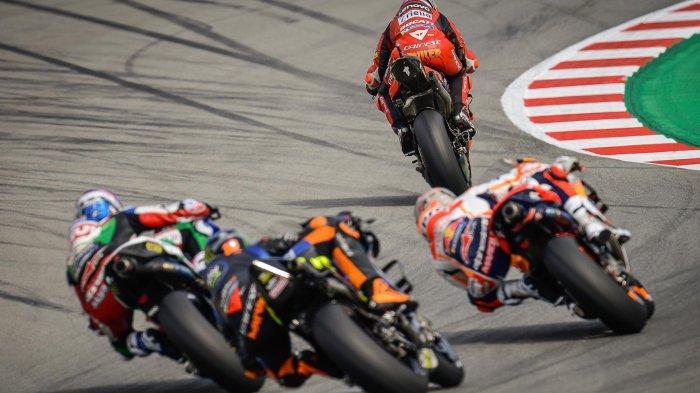 UPDATE KLASEMEN & Perolehan Poin MotoGP Terbaru Jelang MotoGP German Minggu Ini Live UseeTV Trans7