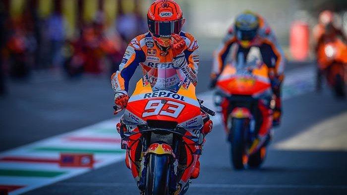 Rahasia Marc Marquez Tampil Agresif di Hasil MotoGP Jerman 2021 Semalam, Klasemen MotoGP Terbaru