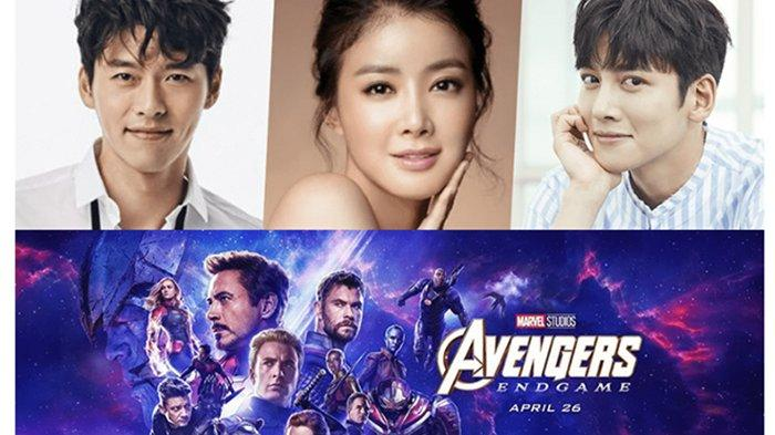 Jika Avengers: Endgame Jadi KDrama, Sederet Aktor Korea Ini Disebut Cocok Perankan Karakter Avengers