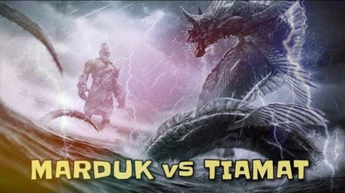 SEJARAH Perayaan Malam Tahun Baru - Tradisi Rayakan Kemenangan Dewa Babilonia Marduk atas Tiamat