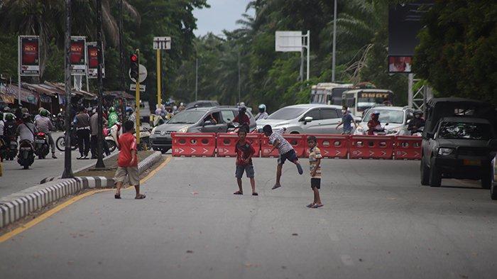 Polisi Paksa Putar Arah Pada Penyekatan PPKM Darurat, Kapolresta: Keselamatan Warga Hukum Tertinggi