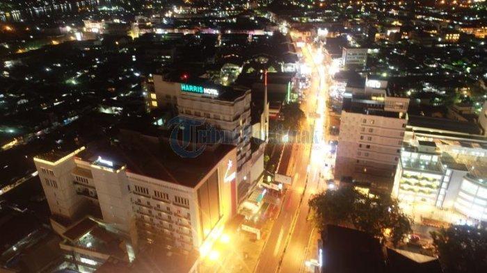 FOTO: Sejumlah Hotel di Pontianak Alami Penurunan Pengunjung - sejumlah-hotel-di-gajahmada-1.jpg