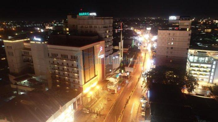 FOTO: Sejumlah Hotel di Pontianak Alami Penurunan Pengunjung - sejumlah-hotel-di-gajahmada.jpg