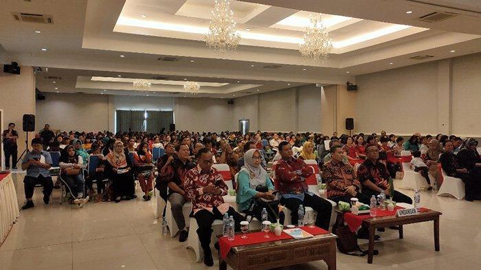 Rapat Anggota Tahunan Credit Union Keluarga Kudus Tahun Buku 2019 Usung Tema Pemberdayaan Anggota