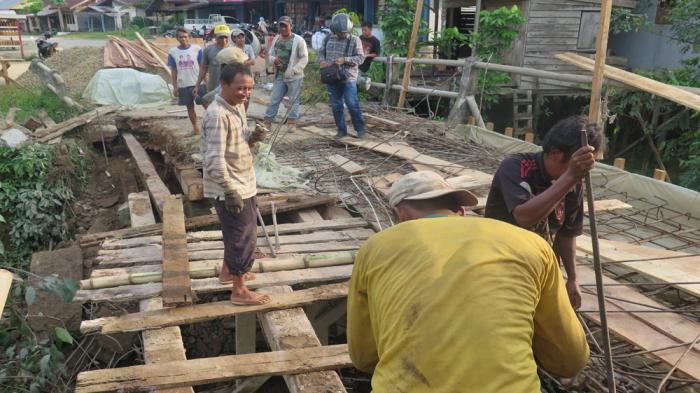 Jumlah Penduduk Desa Rawak Hulu Sekadau 3.354 Jiwa